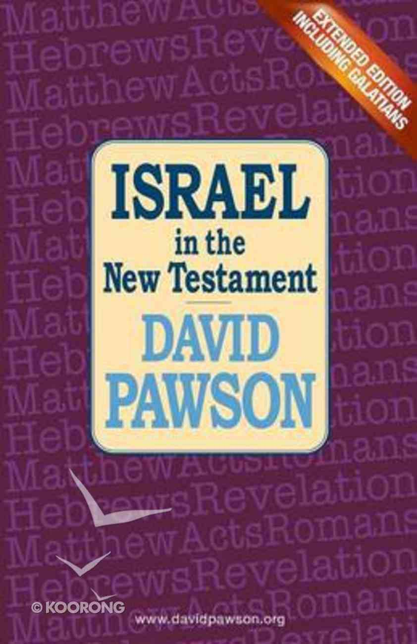 Israel in the New Testament Paperback