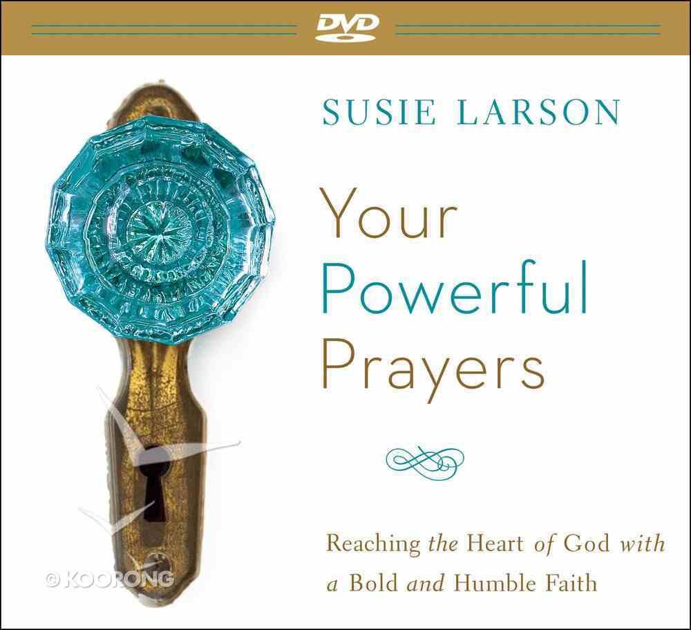 Your Powerful Prayers (Dvd) Dvd-rom