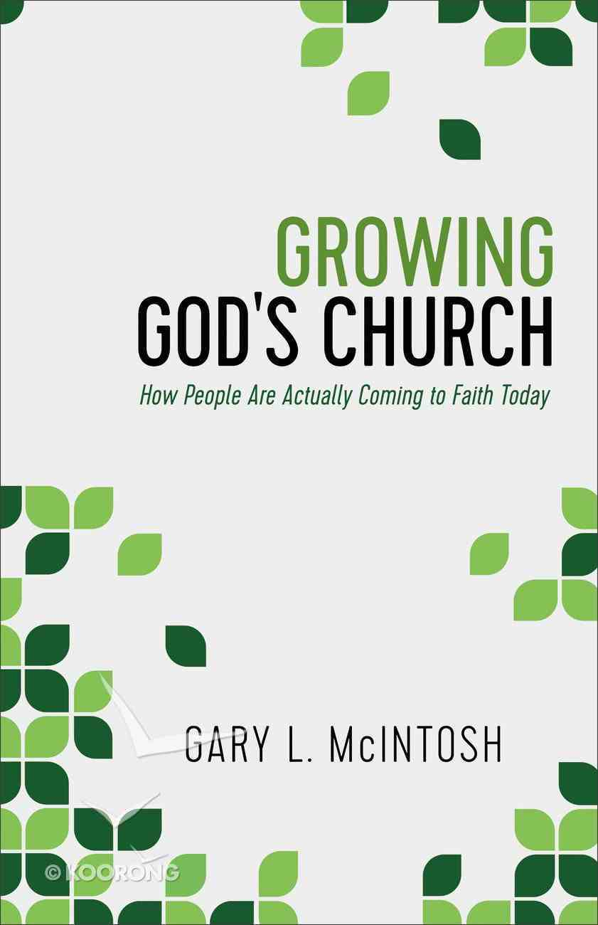 Growing God's Church Paperback