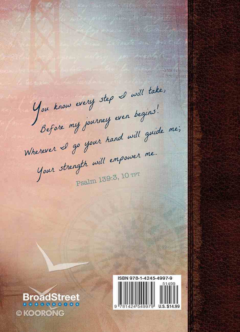 Travel Devotional: God is With You Wherever You Go Hardback