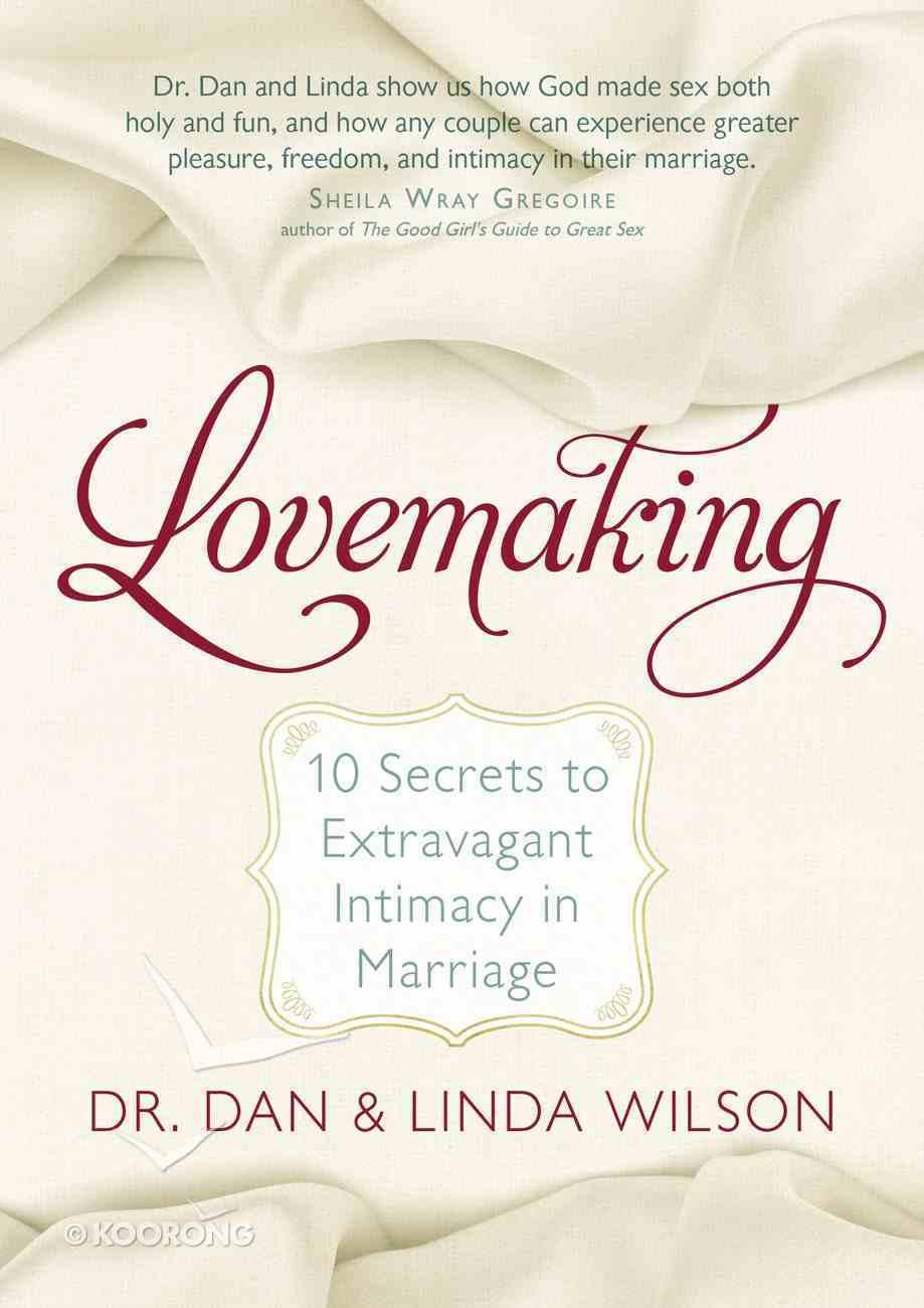 Lovemaking Hardback