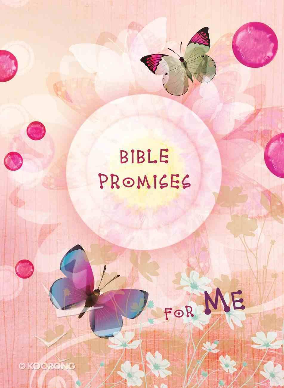 Bible Promises For Me Hardback