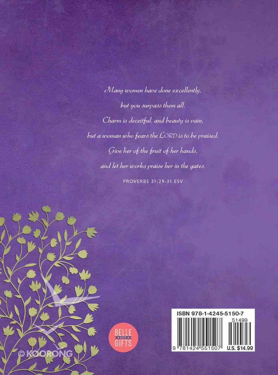 Journal: Bible Promises For Women Hardback