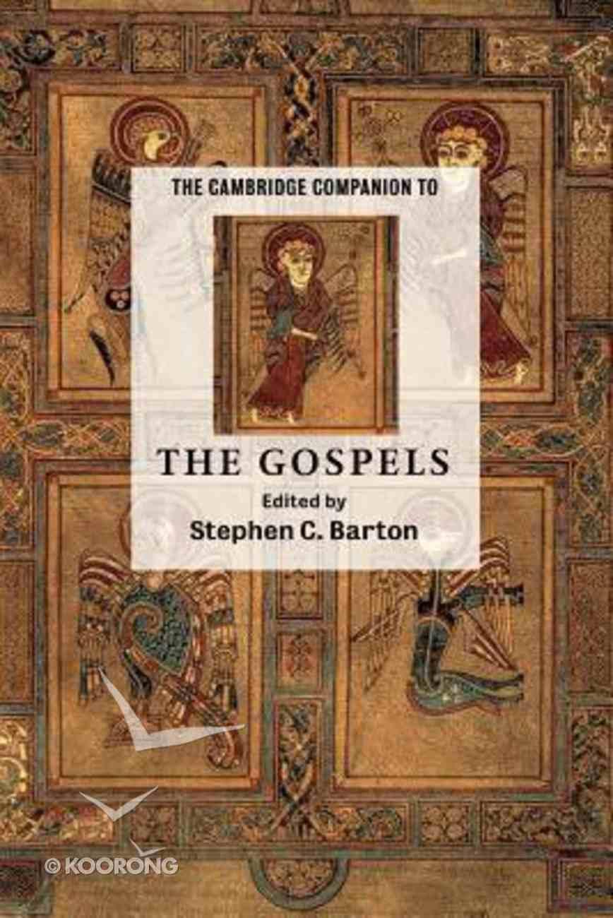 The Cambridge Companion to the Gospels Paperback