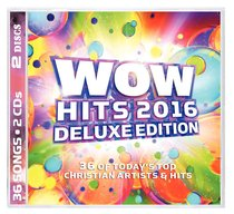 Album Image for Wow Hits 2016 Deluxe Edition CD - DISC 1