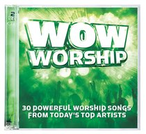 Album Image for Wow Worship Lime Double CD - DISC 1
