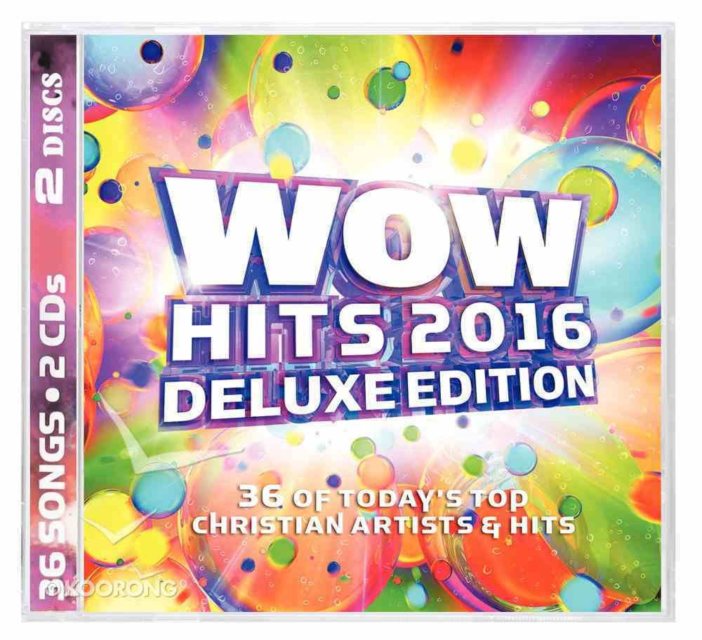 Wow Hits 2016 Deluxe Edition CD CD