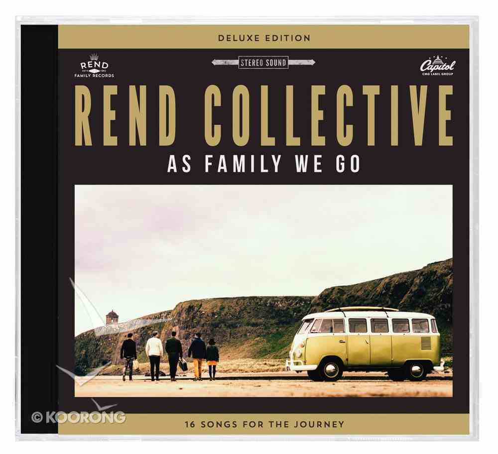 As Family We Go Deluxe Edition CD
