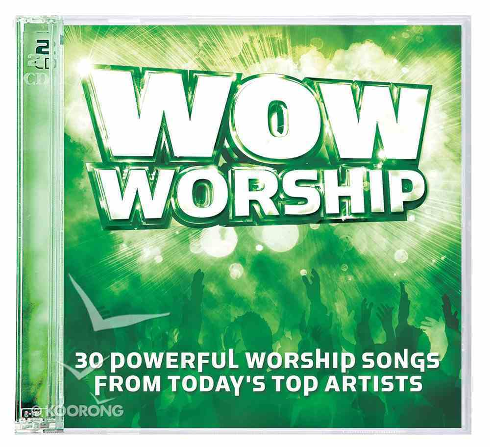 Wow Worship Lime Double CD CD
