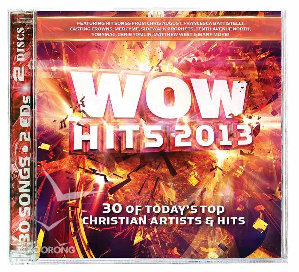 Wow Hits 2013 CD