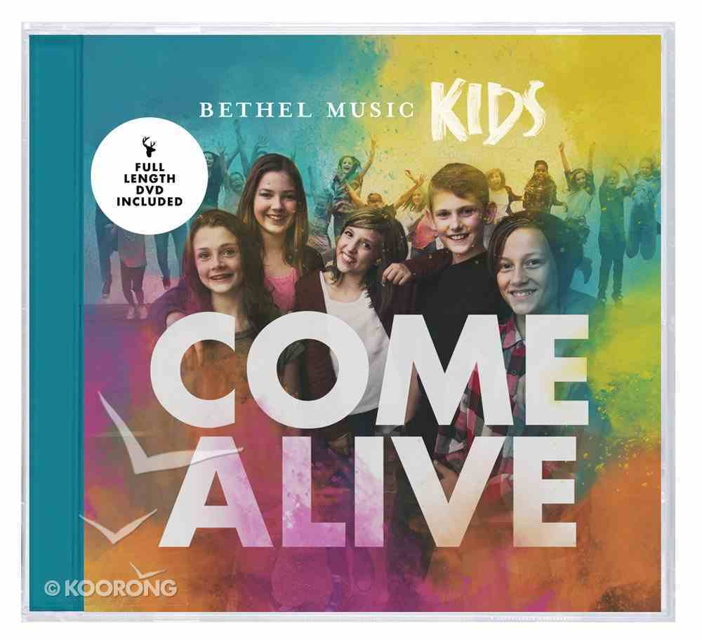 Come Alive Deluxe Edition (Cd + Dvd) CD