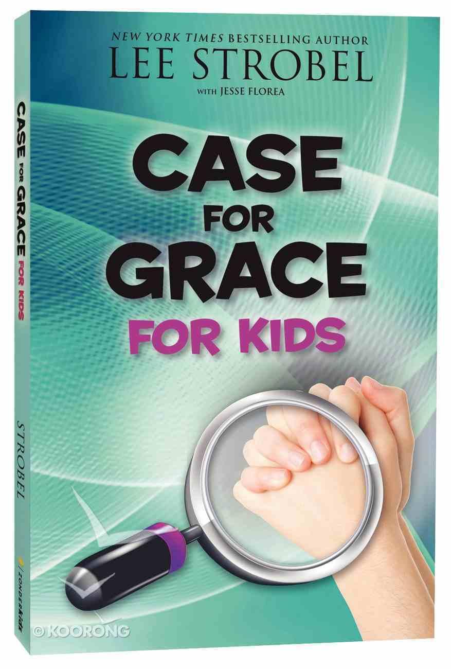 Case For Grace For Kids Paperback