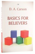 Basics For Believers PB Large Format
