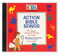 Album Image for Action Bible Songs (Kids Classics Series) - DISC 1