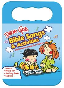 Album Image for Dear God - Bible Songs & Activities (Cd And Activity Pack) - DISC 1