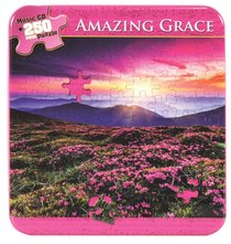Album Image for Amazing Grace (Cd Gift Tin With Puzzle) - DISC 1