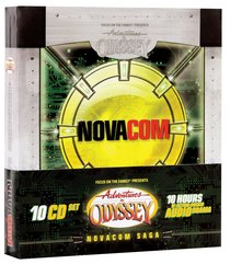 Album Image for Novacom Saga (10 CDS) (Adventures In Odyssey Audio Series) - DISC 1