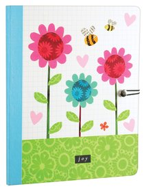 Product: Journal: Joy (Flowers) Image