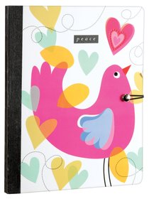 Product: Journal: Peace (Bird) Image