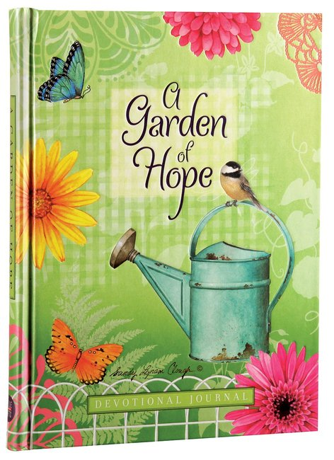 Product: Journal: A Garden Of Hope Image