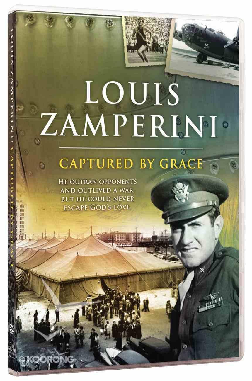 Louis Zamperini: Captured By Grace DVD