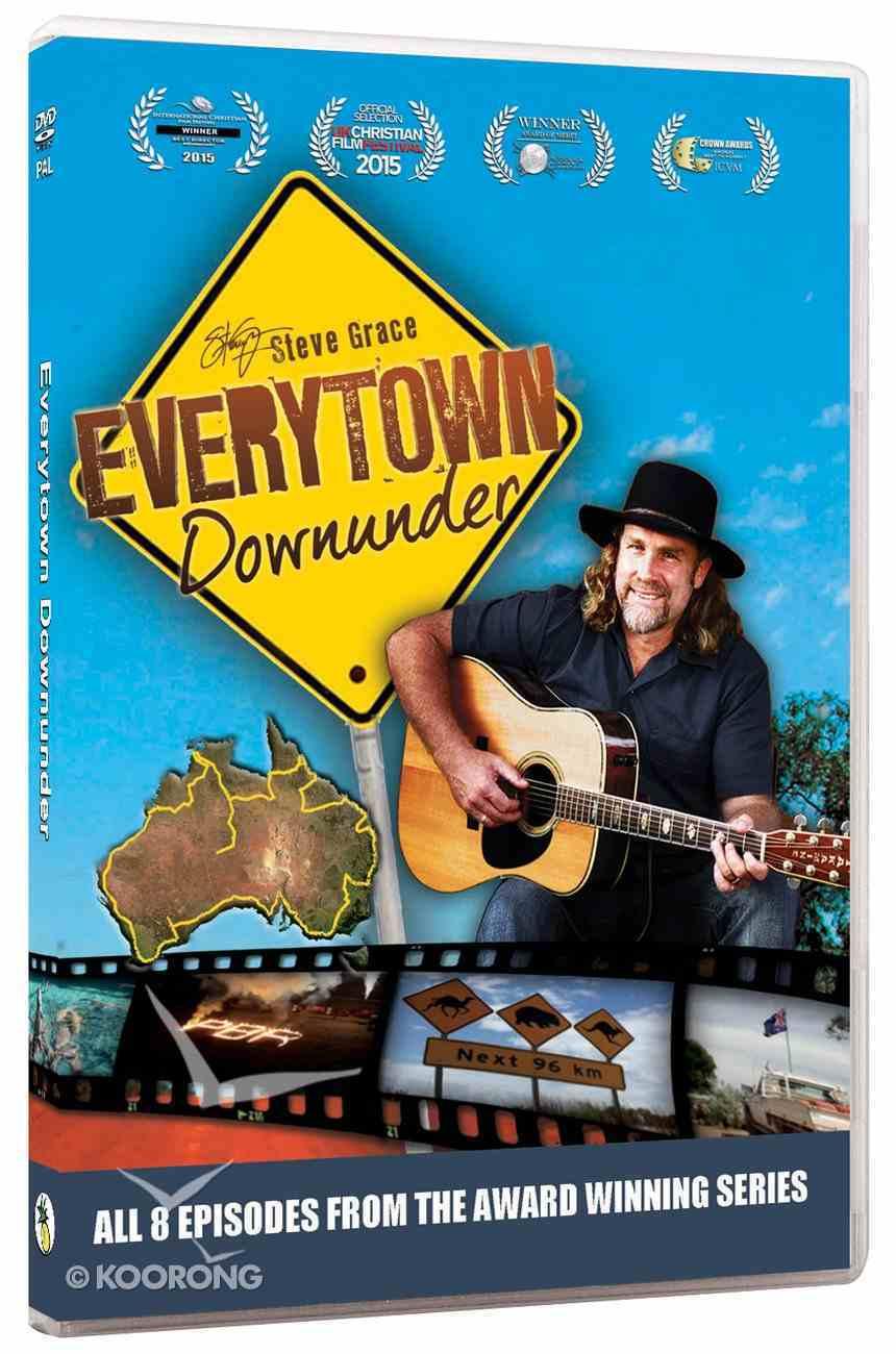 Everytown Downunder DVD