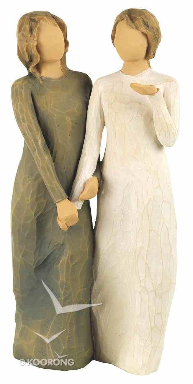 Willow Tree Figurine: My Sister, My Friend Homeware