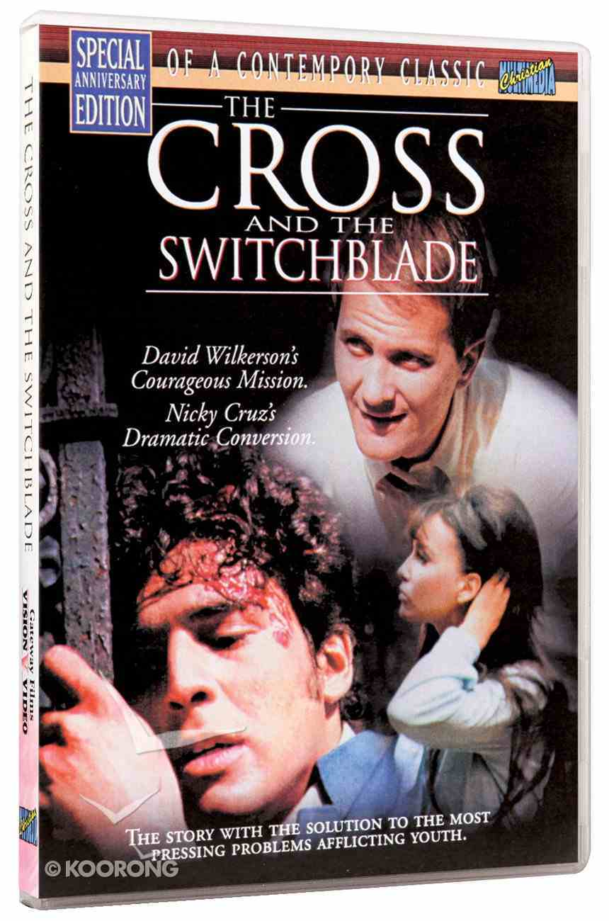 The Cross & the Switchblade DVD