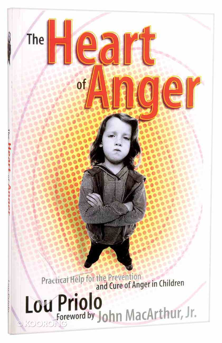 The Heart of Anger Paperback