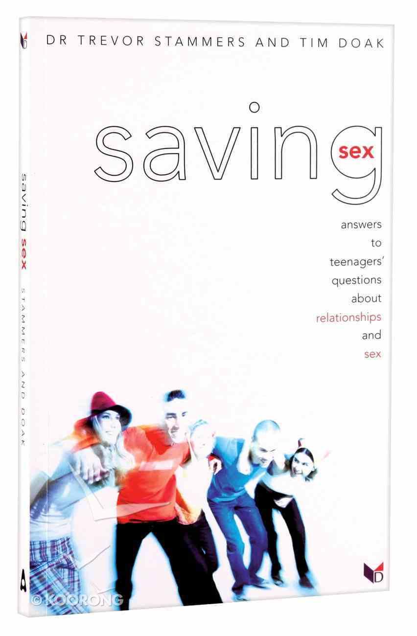 Saving Sex Paperback