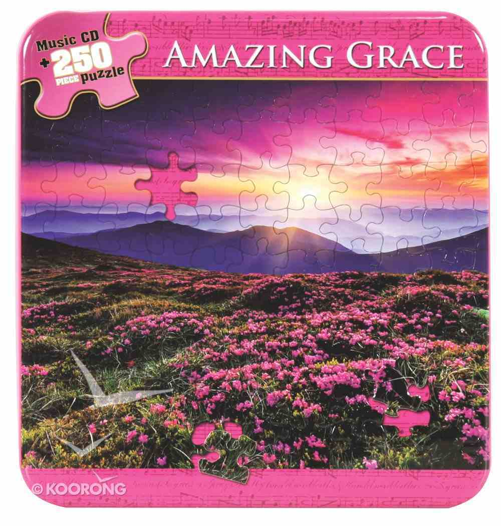 Amazing Grace (Cd Gift Tin With Puzzle) CD