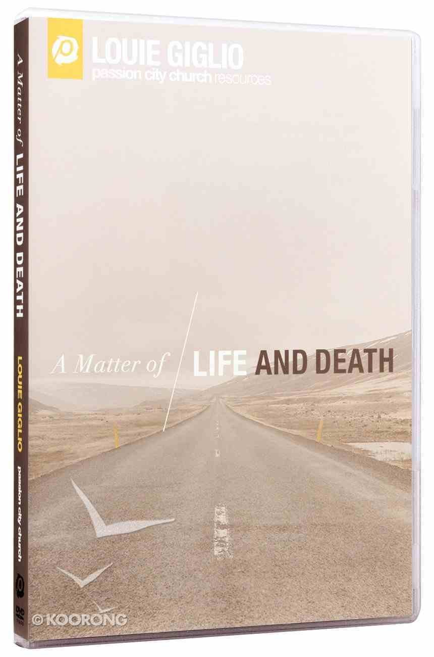 A Matter of Life and Death DVD
