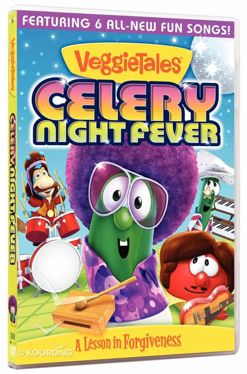 Veggie Tales #56: Celery Night Fever (#56 in Veggie Tales Visual Series (Veggietales)) DVD