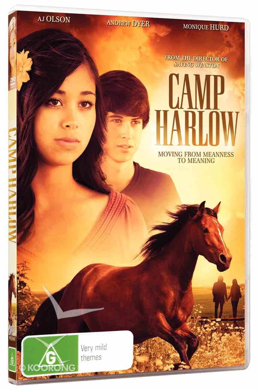 Camp Harlow DVD