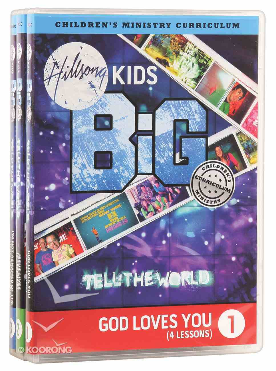 Tell the World (Pack) (Hillsong Kids Big Curriculum Series) Pack