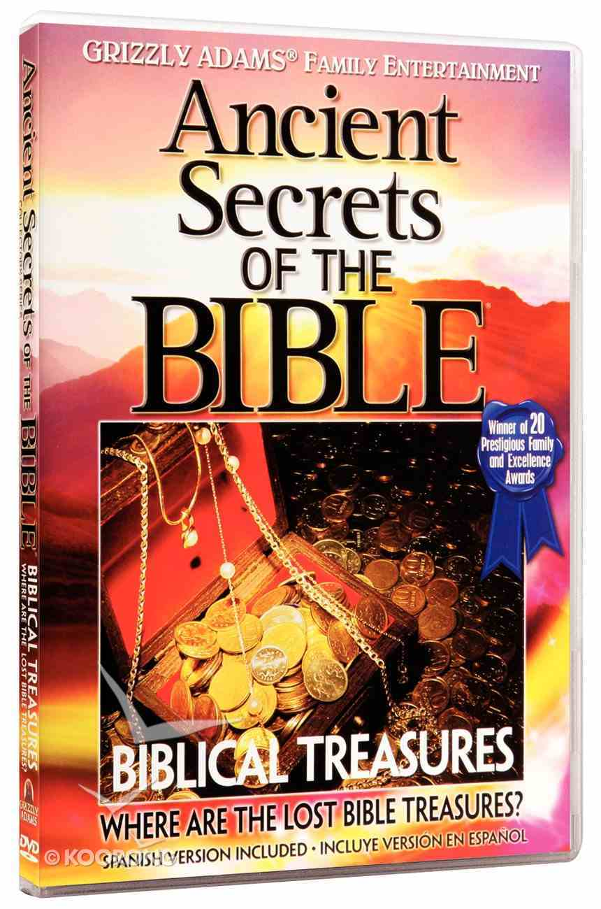 Ancient Secrets 2 #02: Biblical Treasures (#02 in Ancient Secrets Of The Bible Dvd Series) DVD