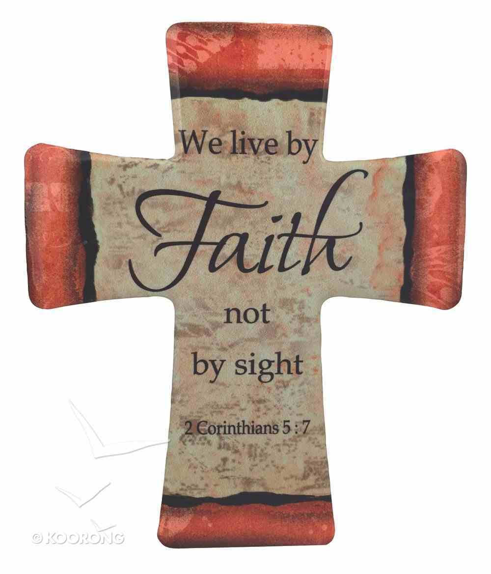 Ceramic Cross: Faith Homeware