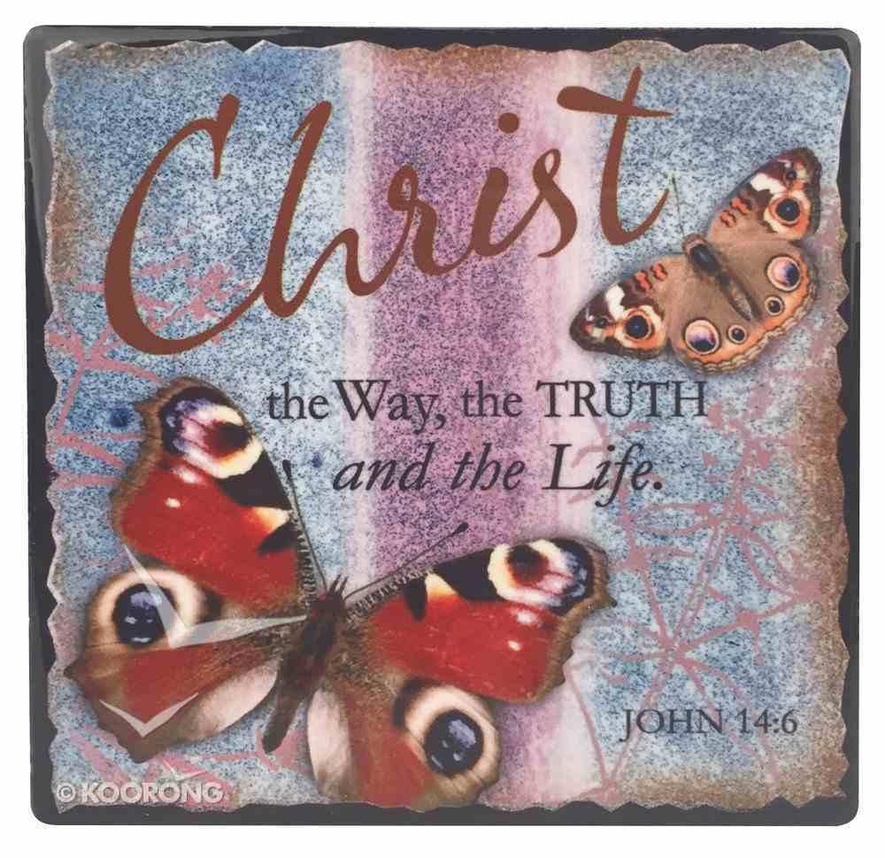 Ceramic Plaque: Christ Homeware