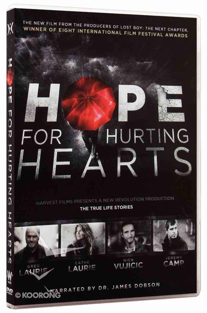 SCR DVD Hope For Hurting Hearts Screening Licence Digital Licence