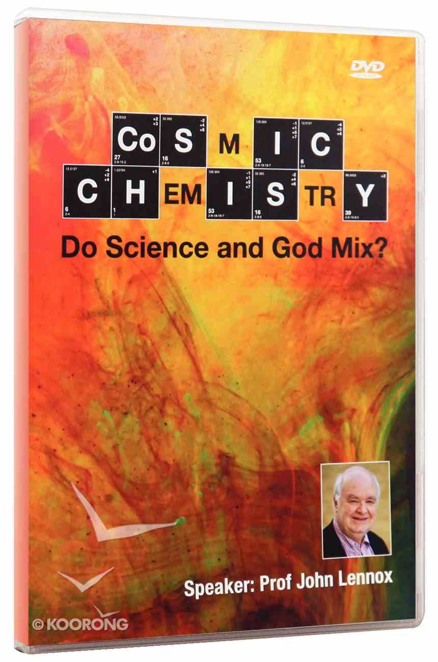 Cosmic Chemistry: Do Science and God Mix? DVD