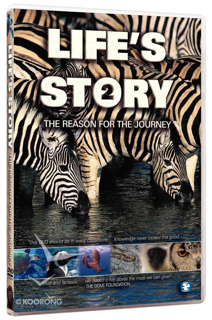 Life's Story #02: The Reason For the Journey DVD
