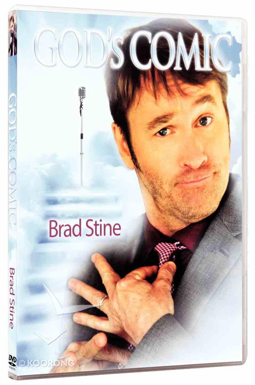 God's Comic DVD
