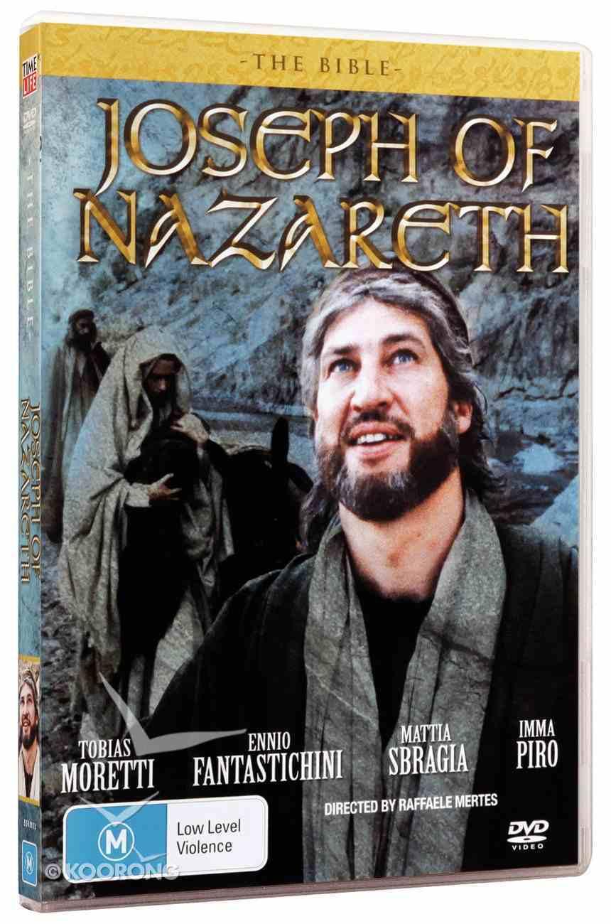 Joseph of Nazareth (Time Life Bible Stories Dvd Series) DVD