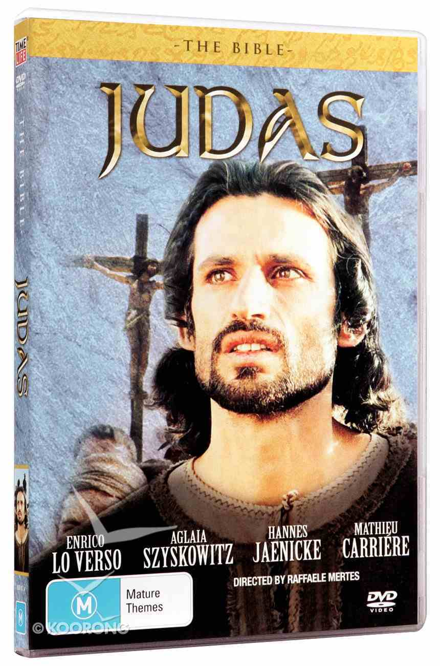 Judas (Time Life Bible Stories Dvd Series) DVD