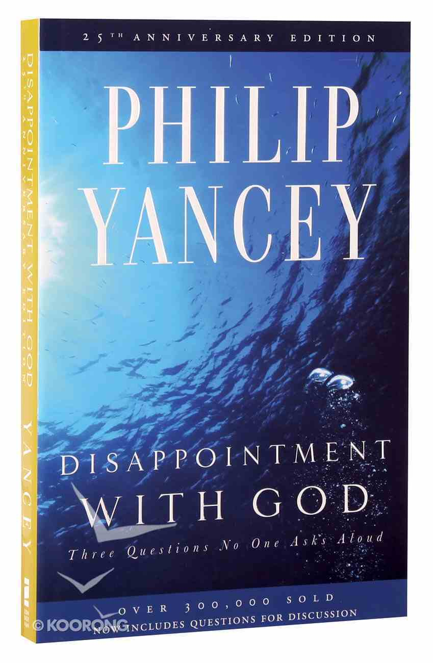 Disappointment With God Paperback