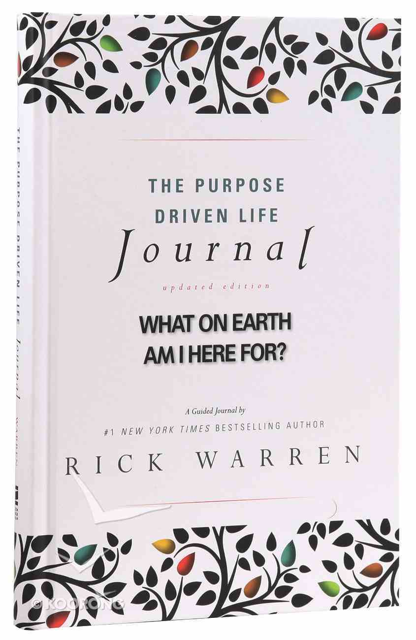 What on Earth Am I Here For? (The Purpose Driven Life Series) Hardback