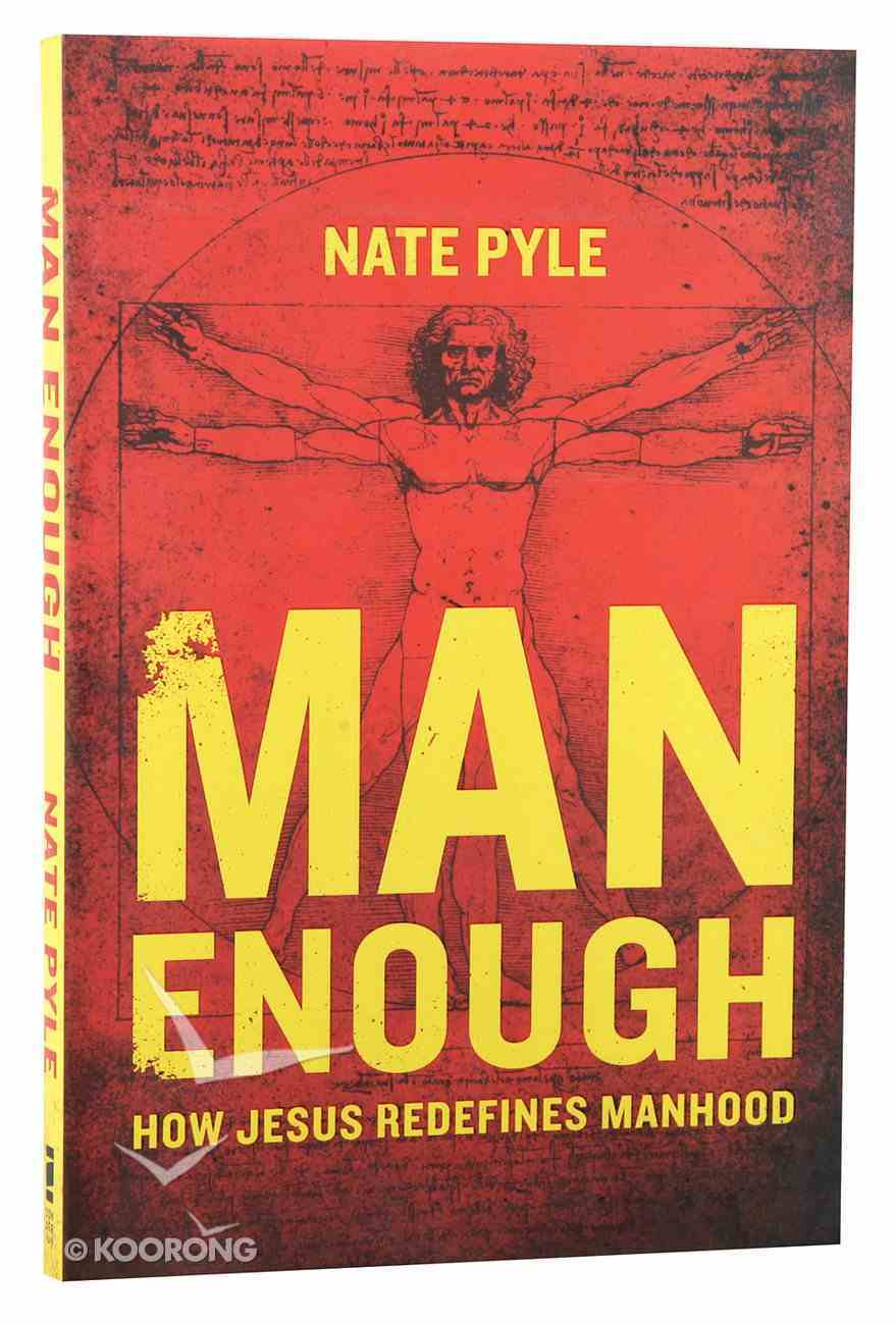 Man Enough Paperback