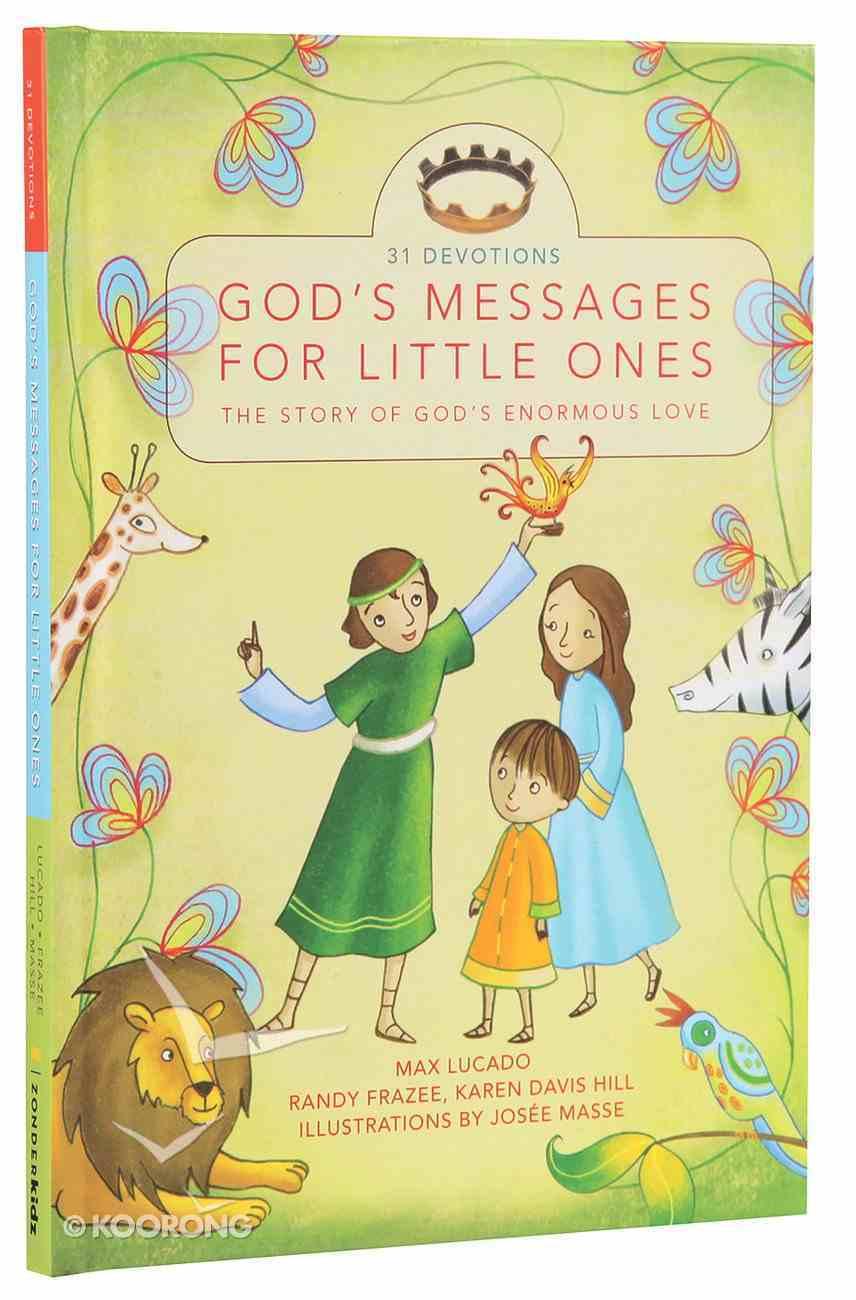 God's Messages For Little Ones Hardback