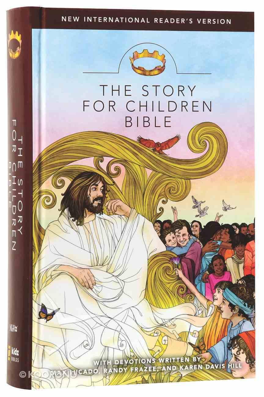 NIRV Story For Children Bible Hardback