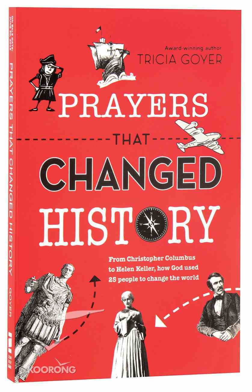 Prayers That Changed History Paperback